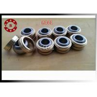 Quality Micro Radial Spherical Plain Bearing GE6E For Engineering Machinery for sale