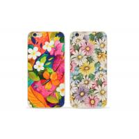 Quality Transparency Phone Case iPhone X Phone Case TPU With DIY Uv Printing for sale