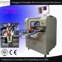 Quality Precision Printed Circuit Board Router Pcb Manufacturing Machine / Pcb Cutting Machine for sale