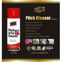 Quality Professional 450ml automotive cleaning products Vehicle Coating Pitch Cleaner for sale