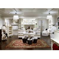 Buy Baby Store Fixtures / Retail Store Furniture Fixtures Healthy Wood Material at wholesale prices