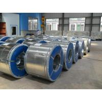 Buy DX51D+Z100 Hot Dip Galvanized Steel Sheet With Mini / Big / Zero Spangle Customized Width at wholesale prices