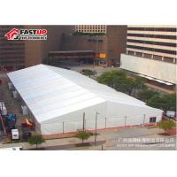 Quality Attractive Heavy Duty Marquee Tent , Luxury All Season Giant Wedding Tent for sale