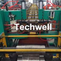 Quality Car Carriage Plate Cold Roll Forming Machine with Spot Welding for Q235 Steel Sheet for sale