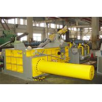Quality Push - out Type Hydraulic Baling Equipment For Steel Mills / Recycling Industry for sale