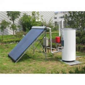China Split pressurized solar water heater on sale