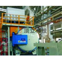 Buy cheap Sic Ceramic Produc Sintering Treatment China Pressure Sinter Furnace from wholesalers