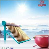 Quality Unpressurized Solar Hot Water Heater for sale