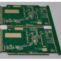 Quality 4mil 2oz Copper FR4 TG150 High Frequency PCB For Wireless Network Card for sale