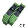 Buy cheap high accuracy isolation transmitter 0-10V to 4-20mA/0-5V/0-10V(AC220V/DC24 power supply ) from wholesalers