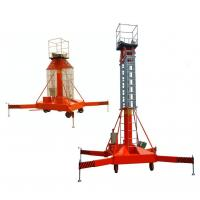 Quality Anti Rotating Hydraulic Work Platform GTTY - 18B Safety / Steady For Business Hall for sale