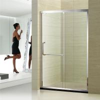 Buy Easy Clean Sliding Door 6mm Glass Bathroom Shower Room Enclosure at wholesale prices
