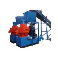 Quality Small Capacity Poultry Wood Pellet Mill With Automatic Lubricant Pump for sale