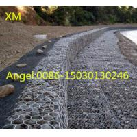 Quality Hot sale 2x1x1 m Hexagonal PVC Coated Gabion mesh/gabion /Gabions Box for sale