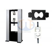 Buy cheap Precision Double Pillar Universal Material Testing Machine With Temperature Test from wholesalers