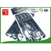 Buy cheap 4 pcs Printed Hook and Loop Cable Ties white strong hook and loop straps For from wholesalers