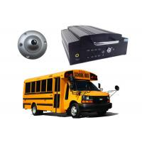 Quality Auto 3G Mobile DVR With GPS , Mobile Dvr Recorder For Fleet Real Time for sale
