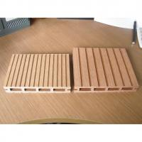 Quality Anti-slip water proof outdoor bamboo decking for sale