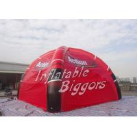 Buy cheap Advertisement Dome Inflatable Outdoor Party Tent Park With Durable Vinyl or Tarpaulin from wholesalers