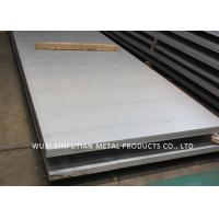 Quality ASTM A240 Hot Rolled Stainless Steel Plate 304L Bright Annealed Finish for sale