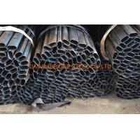 Quality ERW Welding Cold Rolled Steel Pipe For Liquid Delivery Pipe , DIN EN 10219 Q195 / Q235 for sale