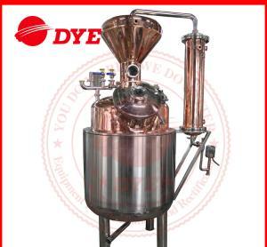 Quality Rum Electric Commercial Distilling Equipment 200L - 5000L CE for sale