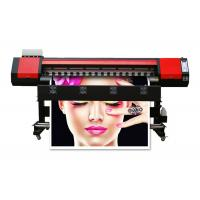 Buy cheap Hot Sale 1.8m Outdoor Eco Solvent Printer XP600 Roll To Roll Inkjet Banner from wholesalers