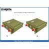Buy cheap Ethernet HD Wireless Transmitter RJ45 Uplink Downlink 1-3 Watt Output IP Transceiver from wholesalers