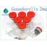 Buy cheap Gonadorelin Acetate Powder Muscle Building Peptides Gonadorelin 2mg/ Vial 99% from wholesalers