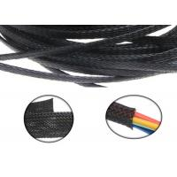 Buy cheap Heat Resistant Automotive Braided Sleeving For Cable Harness Protection from wholesalers