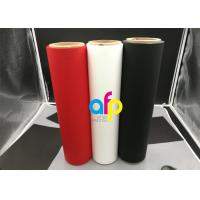 Quality Black Matte Velvet Lamination Films for sale