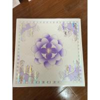 Buy Anti Aging PVC Ceiling Tiles / Bathroom Ceiling Tiles Panels Easy Setting at wholesale prices