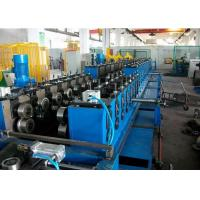 Quality Light and Heavy Cable Tray Roll Forming Machine 11mx1.5mx1.5m Dimention for sale