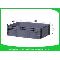 Standard Size Euro Stacking Containers Easy Stacking 600 * 400 * 175mm 32.9L