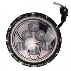 Quality 30V 60w 7 Inch IP67 Car LED Fog Lights / Led Angle Eye Headlights for sale