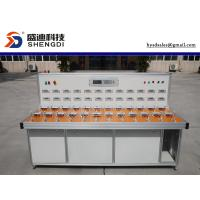 Quality HS-6103F Single Phase Electric Meter Test Bench 24nos. position 0.05% accuracy,Max.120A,1200VA for sale