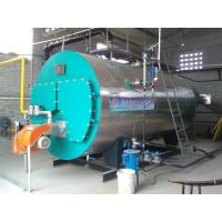 Quality High Efficiency Light Oil Fired Heating Boilers For Dry Cleaning Machine 4000kg/H for sale