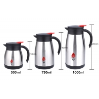 Quality BSCI Stainless Steel Percolator Coffee Pot for sale