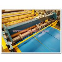 Quality Steel & Aluminium Coil Slitting and Cutting to Length Equipment for Processing 0.1-0.8mm Thickness Metal Sheets for sale