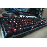Quality 8.4mm Red / Blue LED Backlight Keyboard , Backlit Bluetooth Kyeboard For LCD Moudle for sale