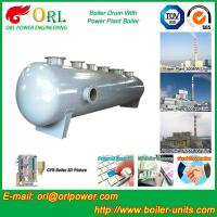 Quality Stainless steel boiler mud drum SGS for sale