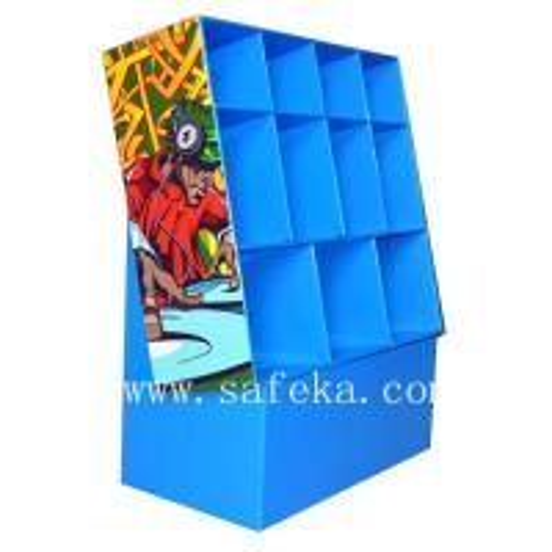 Buy Standard New Design Cardboard Display Racks for DVDs at wholesale prices