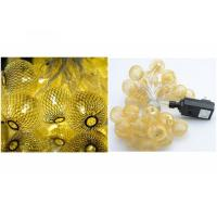 Quality Copper Wire LED Fairy String Lights Xmas EU / US Plug For Different Countries for sale