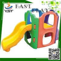 Buy cheap Cute Kindergarten Toddler Playset With Slide Plastic Paradise Material from wholesalers