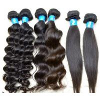 Quality Unprocessed Double Drawn 7a brazilian hair Spring Curl 100g / Piece for sale