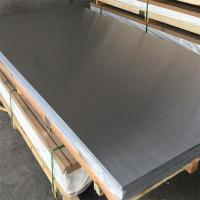 Quality 7050 Industrial Aircraft Aluminum Plate Exfoliation Resistance 0 . 3 - 300MM Thickness for sale