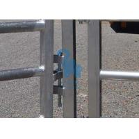 Buy Rigid Corral Fence Panels Livestock Fence Gates For Dairy Farm at wholesale prices