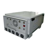 Buy cheap Gray Waterproof Anti Drone Signal Jammer With High Output Power , OEM / ODM Service from wholesalers