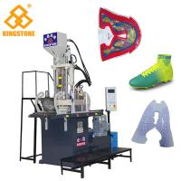 Quality 1 Station Vertical Small Plastic Shoes Making Machine For Sports Shoe Upper Strap for sale