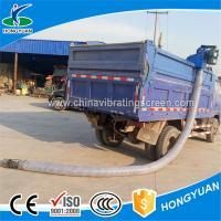 China sorghum screw conveyor with small auger screw conveyor system on sale
